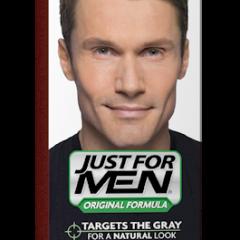 Just for Men Шампоан-оцветител Medium Brown