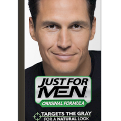 Just for Men Original Formula Shampoo-in Haircolor Black